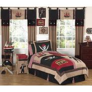 Sweet Jojo Designs Pirate Treasure Cove Collection 3pc Full/Queen Bedding Set at Sears.com