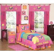 Sweet Jojo Designs Groovy Collection 3pc Full/Queen Bedding Set at Kmart.com