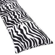 Sweet Jojo Designs Zebra Pink Collection Body Pillow Case at Kmart.com
