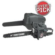 "Craftsman 50 cc 20"" Gas Chain Saw - Case Included at Craftsman.com"