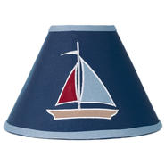 Sweet Jojo Designs Nautical Nights Collection Lamp Shade at Kmart.com