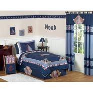 Sweet Jojo Designs Nautical Nights Collection 3pc Full/Queen Bedding Set at Kmart.com