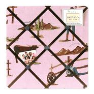 Sweet Jojo Designs Cowgirl Collection Memo Board at Kmart.com