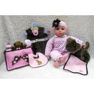 Kingstate Dolls Baby Emma Doll with Puppy Playset at Kmart.com
