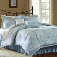Jaclyn Smith Arbor Blue Comforter Collection at Kmart.com
