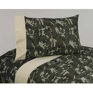 Sweet Jojo Designs Camo Green Collection Sheet Set at Kmart.com