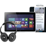 "Acer Iconia W510 10.1"" Net Tablet PC, Smart Cover Case & Nakamichi Noise cancelling headphone Bundle at Sears.com"