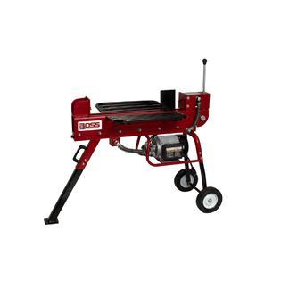Boss Industrial 10 Ton Electric Log Splitter