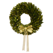 The Christmas Tree Company 22 In. Merry Myrtle Dried Floral Wreath at Kmart.com