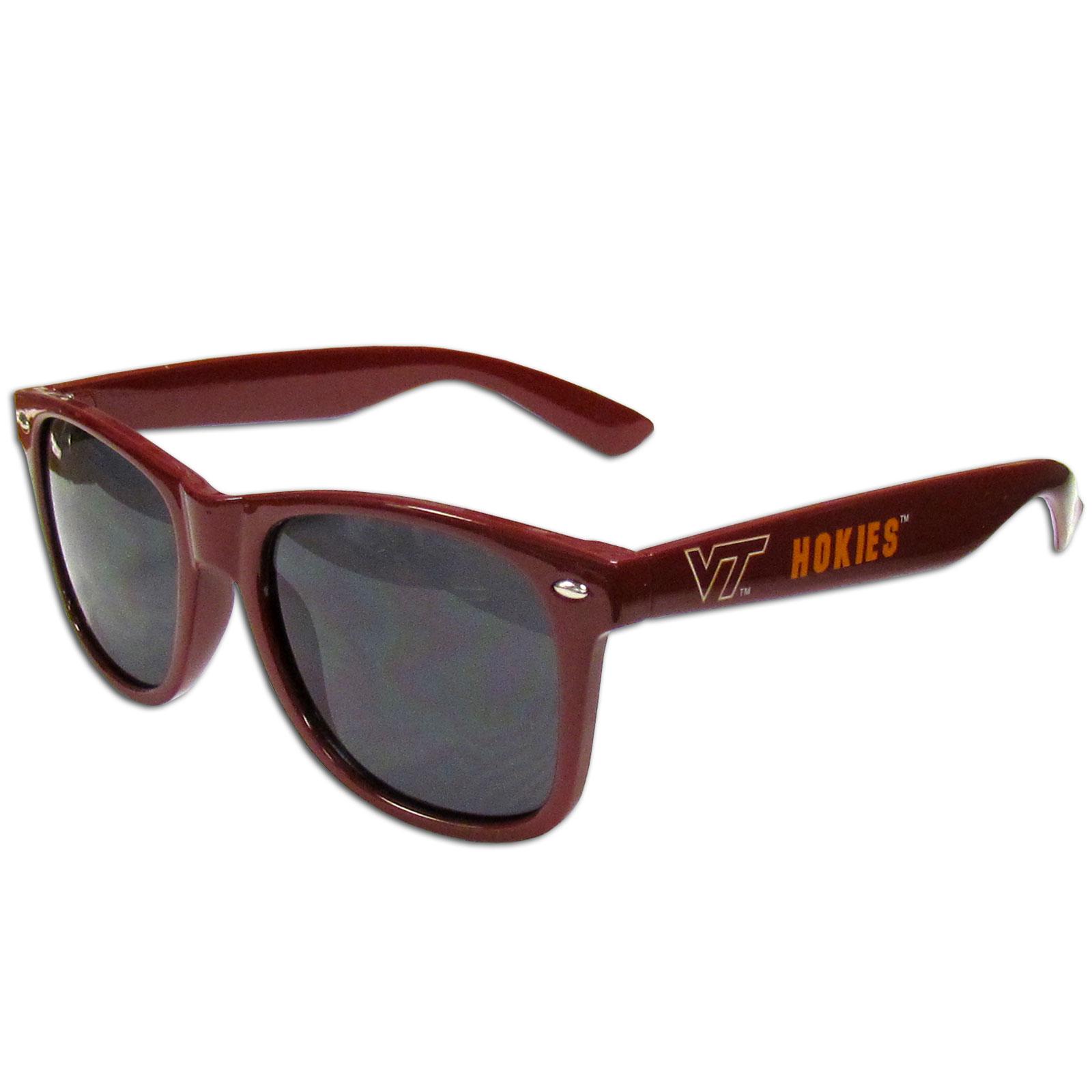 Virginia Tech Wayfarer Sunglasses