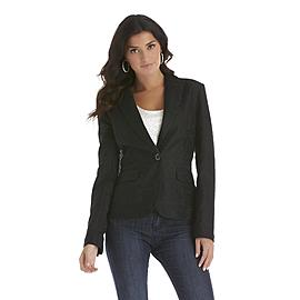 Covington Women's Textured Lace Blazer at Sears.com