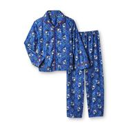 Joe Boxer Boy's Flannel Pajamas Set - Rock On at Kmart.com
