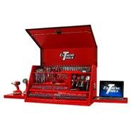 "Extreme Tools 41"" Deluxe Portable Workstation® 24"" Deep in Textured Red at Sears.com"
