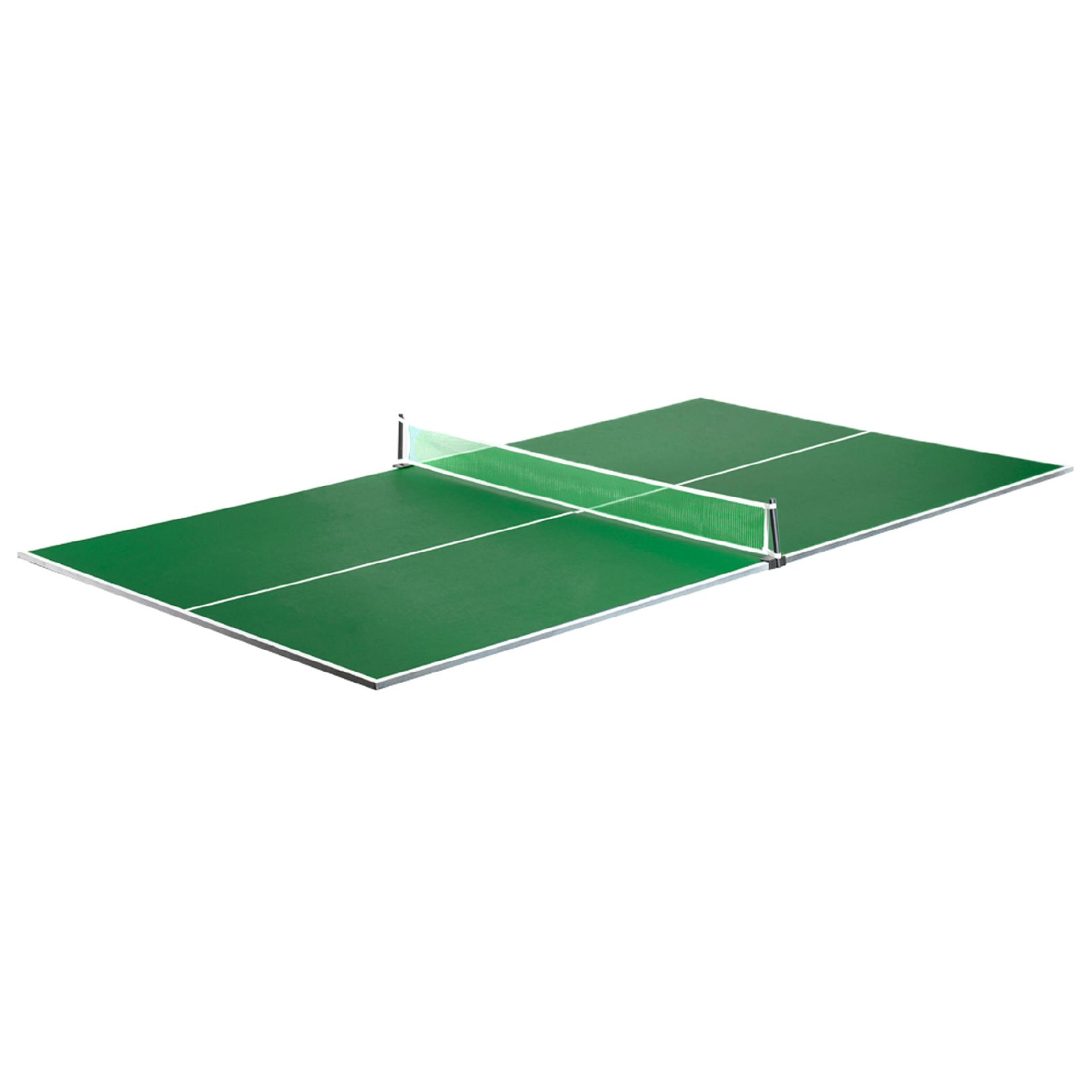 Hathaway™ Quick Table Tennis Conversion Top Green
