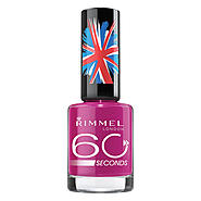 Rimmel London 60 Seconds Nail Color, Pulsating, .27 fl oz at Kmart.com