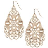 Dream Out Loud by Selena Gomez Junior's Filigree Teardrop Earrings at Kmart.com