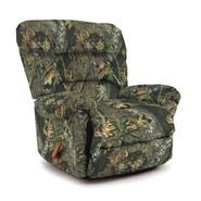 Best Furniture Monroe - Sillón mecedora reclinable camuflada en Sears.com
