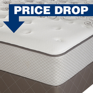 Cookshire Ti2 II, Firm, Twin Mattress Set at Kmart.com