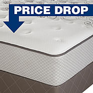 Sealy Posturepedic Cookshire Ti2 II, Plush, Twin Mattress Set at Kmart.com