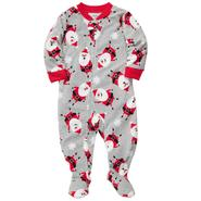 Carter's Infant & Toddler Boy's Christmas Sleeper Pajamas - Holiday Santa at Sears.com