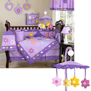 Daisies Collection Bedding Set & Mobile Bundle at Sears.com