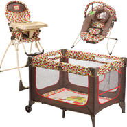 Cosco Calypso Playard, Bouncer & High Chair Bundle at Kmart.com