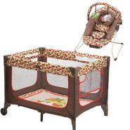 Cosco Calypso Playard & Bouncer Bundle at Kmart.com