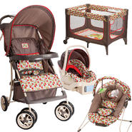 Cosco Calypso Travel System, Bouncer and Playard Bundle at Kmart.com