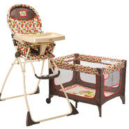 Cosco Calypso High Chair & Playard Bundle at Kmart.com