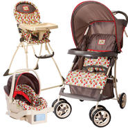 Cosco Calypso Travel System & High Chair Bundle at Kmart.com