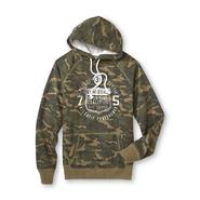 Roebuck & Co. Young Men's Graphic Hoodie - Camouflage at Sears.com