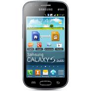 Samsung Galaxy S DUOS S7562 GSM Unlocked Dual Sim Android Cell Phone (Black) at Sears.com