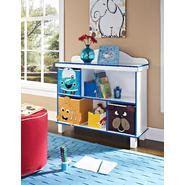 Altra Benny 2-Shelf Bookcase with 3 Bins -White at Sears.com