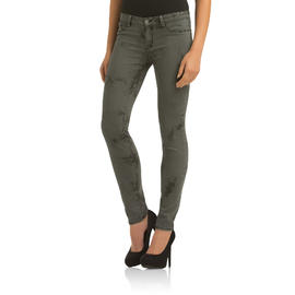 Kardashian Kollection Women's Kourtney Jeggings - Stone at Sears.com