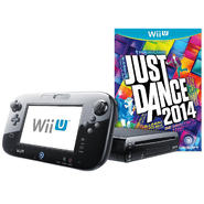 Nintendo Wii U 32 GB Deluxe and Dance Game Bundle at Kmart.com