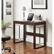Altra Parsons Desk With Drawer and Metal Accents - Cherry at Sears.com