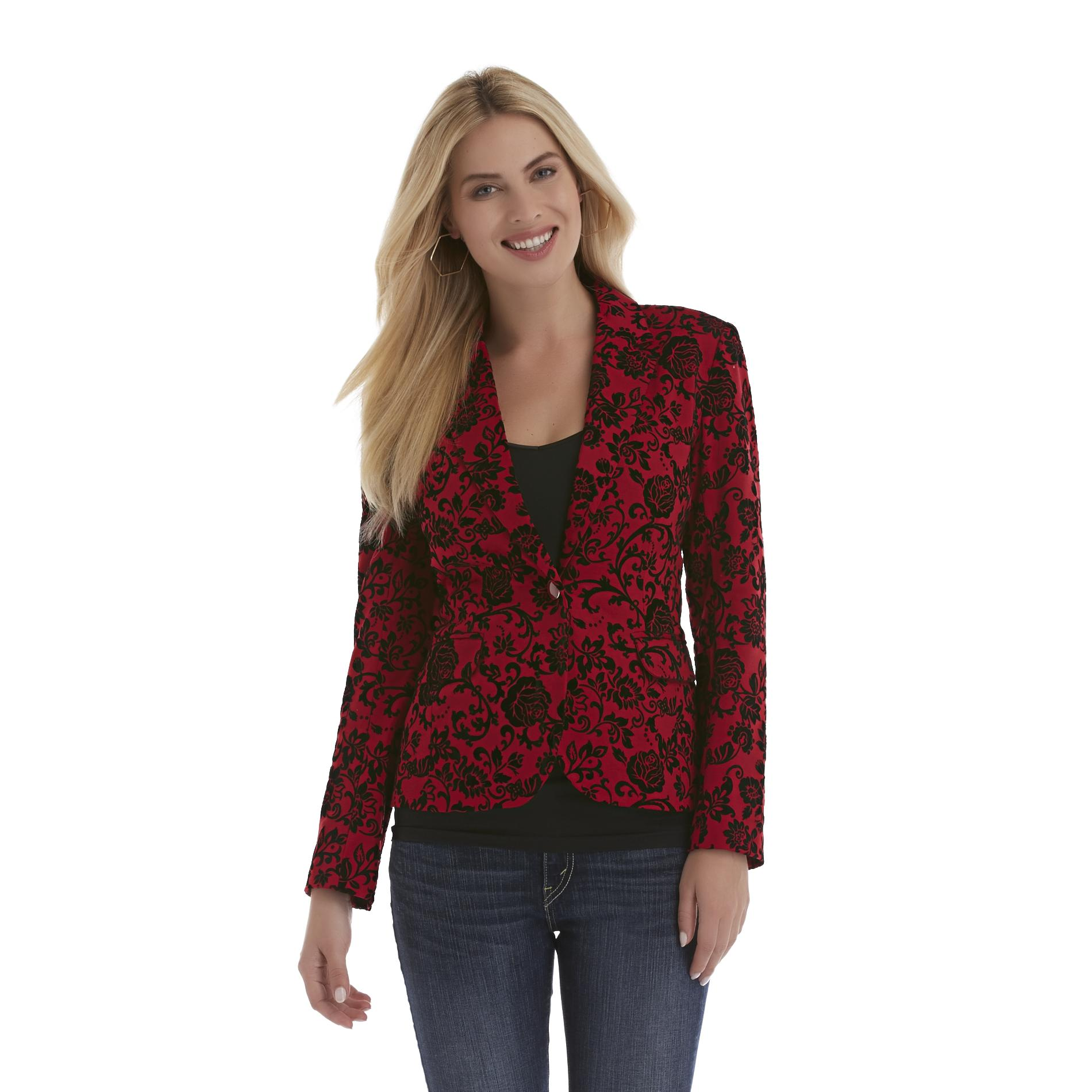 Covington Women's Blazer - Floral at Sears.com