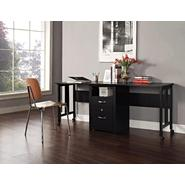 Altra 2-Person Espresso Folding Desk at Kmart.com