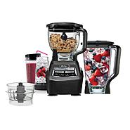 Ninja Red Mega Kitchen System Blender and Food Processor at Kmart.com