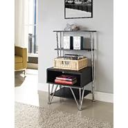 Altra Rade Entertainment Media Stand - Black & Silver at Kmart.com