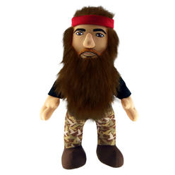 Duck Dynasty Willie 13-Inch Plush with Sound