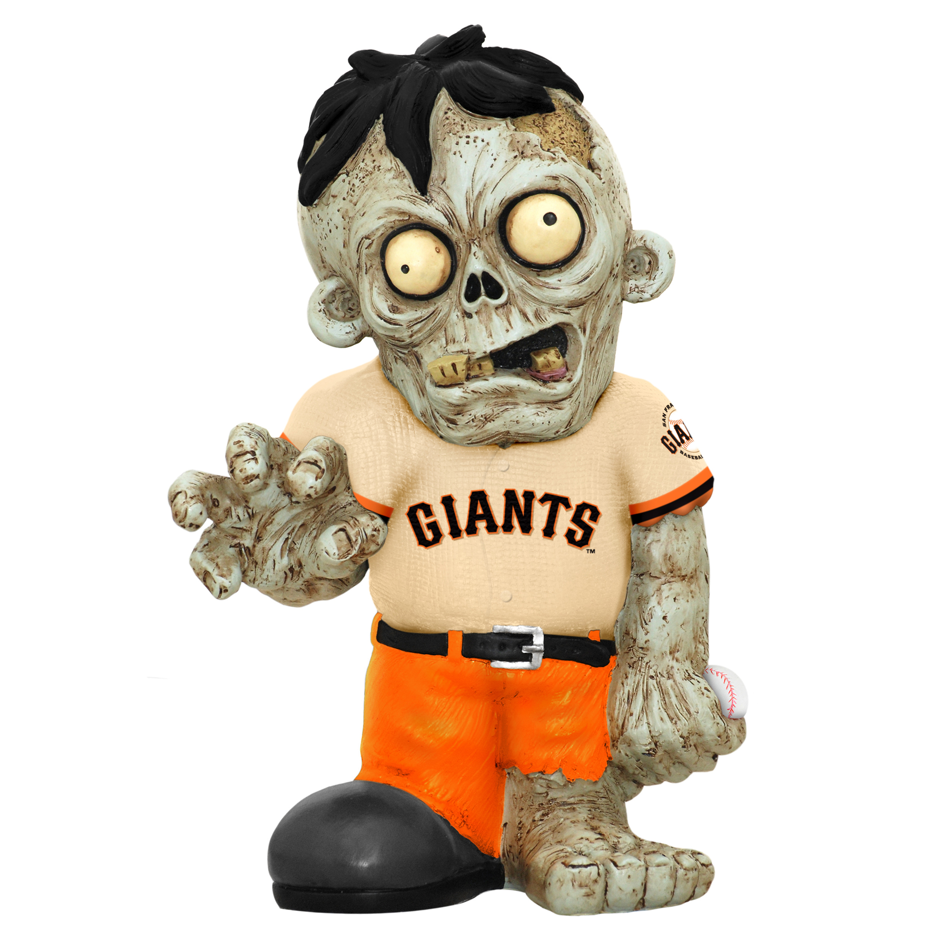 MLB Resin Zombie Figurine San Francisco