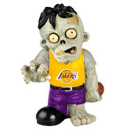 Forever Collectibles NBA Resin Zombie Figurine Los Angeles Lakers (#ZMBNB13TMLAL) at Kmart.com