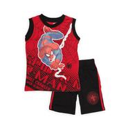 Marvel Spider-Man Toddler Boy's Tank & Shorts Set at Sears.com
