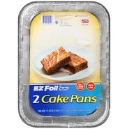 Hefty EZ Foil 2 Pk Cake Pan with Lid at Kmart.com