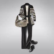 Sleek & Chic Outfit at Sears.com