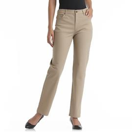 Gloria Vanderbilt Women's Amanda Twill Dazzle Jeans - Colored at Sears.com