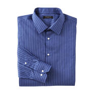 Structure Men's Fitted Dress Shirt - Striped at Sears.com