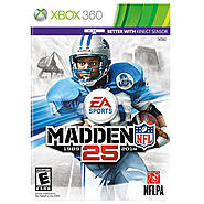 Electronic Arts Madden NFL 25 for Xbox 360 at Kmart.com