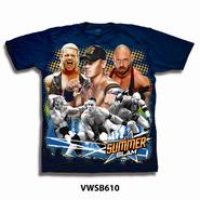 WWE Boy's Graphic T-Shirt - Summer Slam at Kmart.com